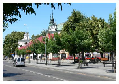 centrum Lubartowa