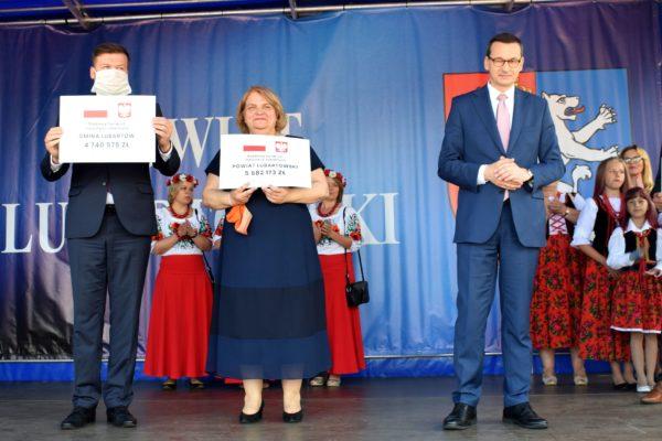 Miniaturka artykułu Ponad 4,7 mln zł z Funduszu Inwestycji Samorządowych dla Miasta Lubartów
