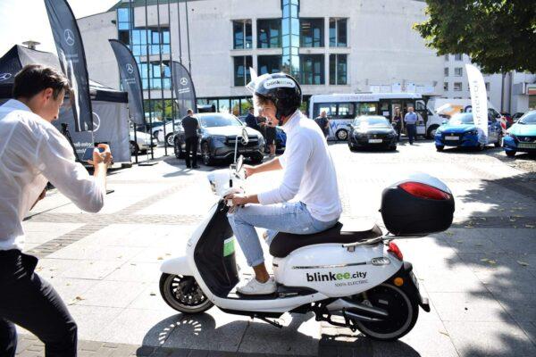 Miniaturka artykułu Podsumowanie Europejskiego Tygodnia Zrównoważonego Transportu w Lubartowie